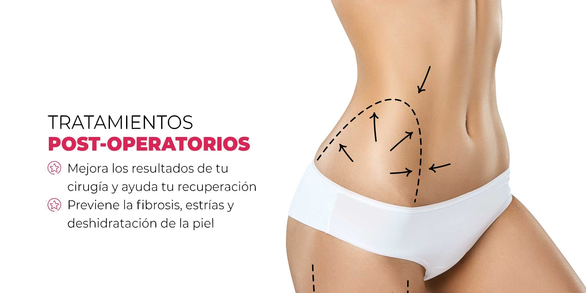 Masajes Post Operatorios y Post Lipoescultura CDMX